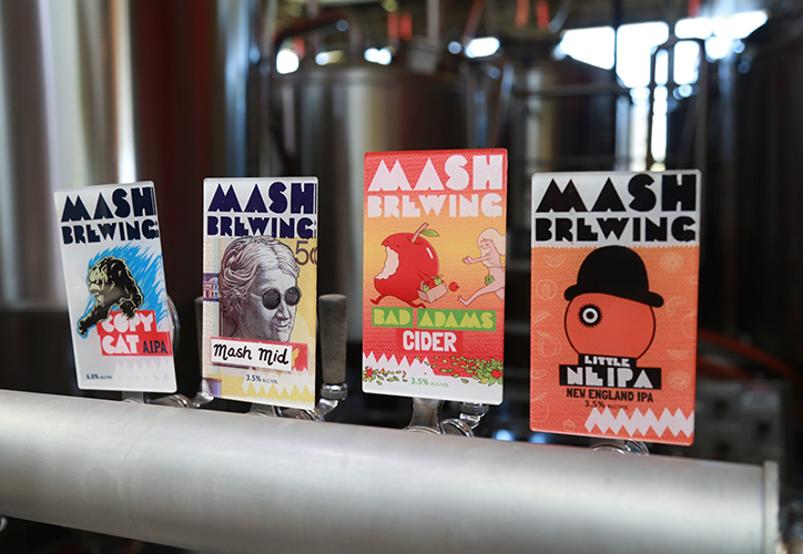 Mash Brewing - Brewery Craft Beer Perth Swan Valley