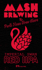 Mash Brewing - Perth Home Brew Share Imperial Swan Red IIPA
