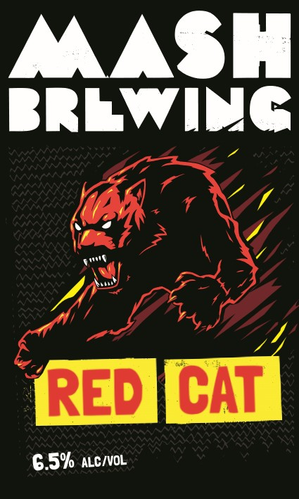 Red Cat Decal_1
